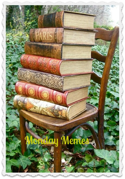 books, etc.-monday memes