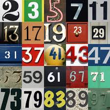 images of numberws