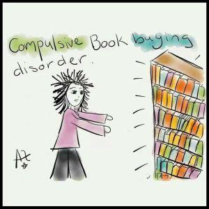 compulsive book buying