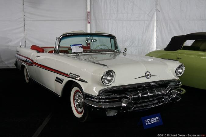1950s convertible