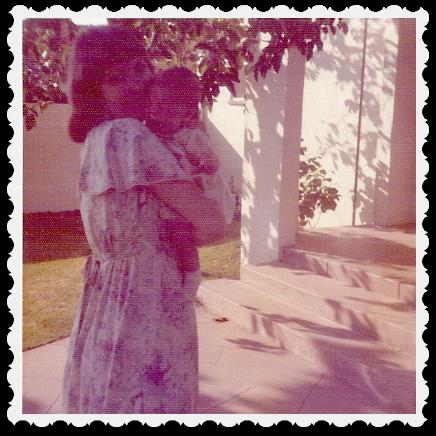 Baby Heather - Oct 1976