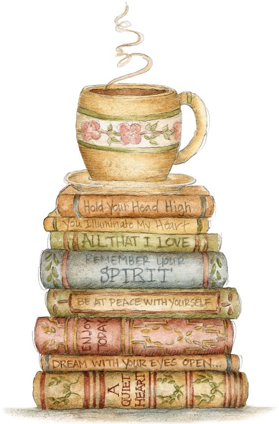 bookish moments in childhood