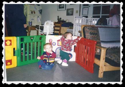 Fiona and Aubrey 1998