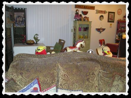 June 15 - living room changes