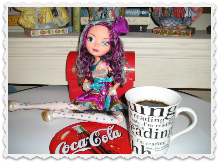 June 5 Madeine Hatter & Coffee Cup
