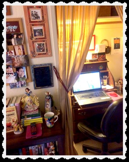 June 6 office nook