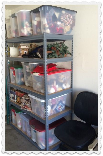 garage organization - 1