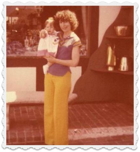 1977 - Rain & Heather
