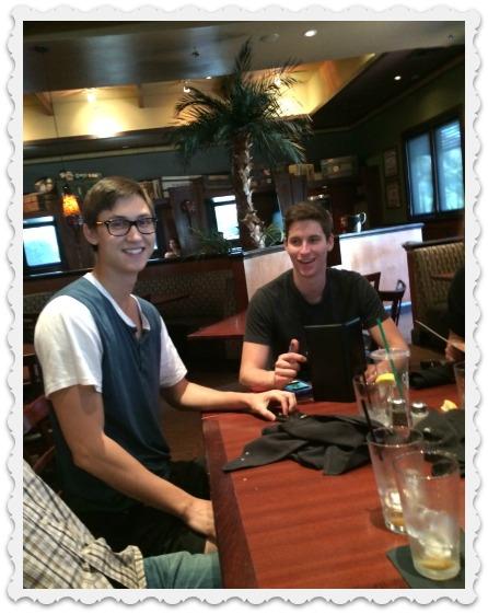 Alec & Dominic - 731