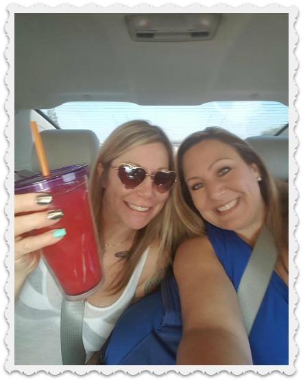 Heather & Jessica - Cruise, Day 1