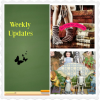 WEEKLY UPDATES:  A WEEK OF ENJOYING EACH DAY...