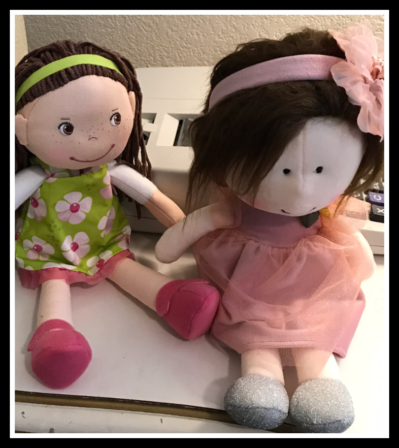 framed dolls 2